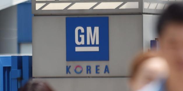 General Motors Korea (Yonhap)