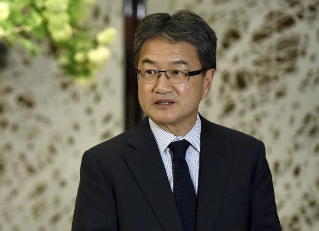 Joseph Yun (AP-Yonhap)