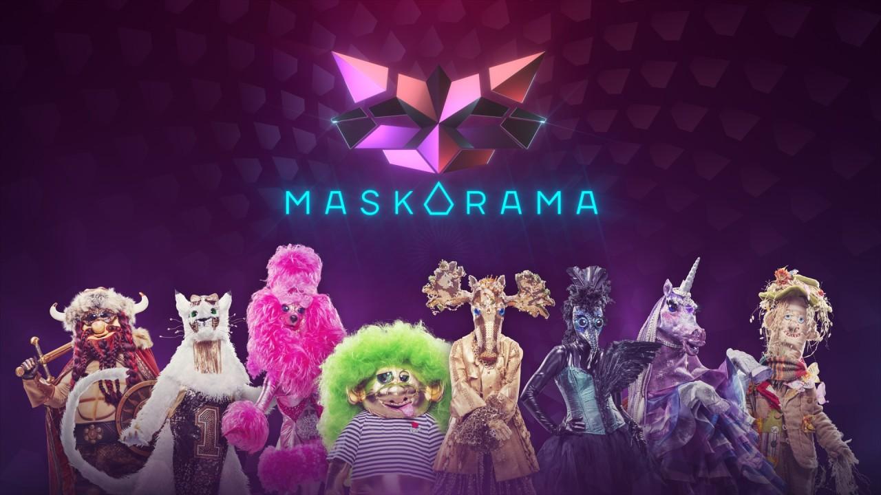 "Norwegian remake, ""Maskorama"" (MBC)"