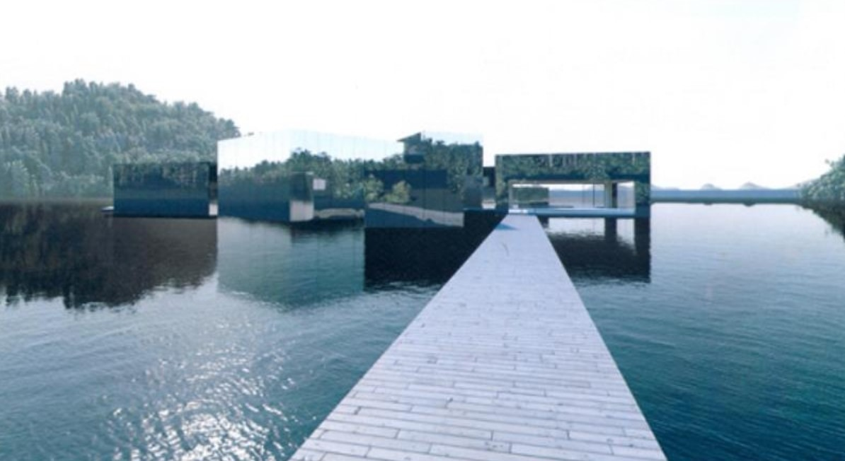 An image of the floating museum in Shinan-gun, South Jeolla Province (Shinan-gun Office)