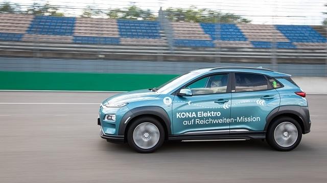Hyundai Motor's electric vehicle Kona (Hyundai Motor)