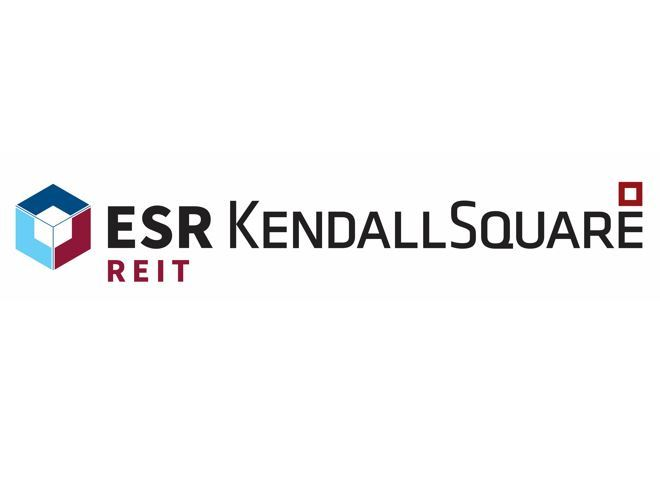 A logo of ESR Kendall Square REIT