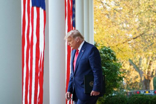 President Donald Trump(AFP-Yonhap)