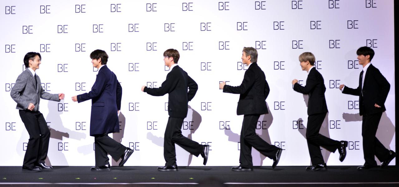 BTS (Park Hyun-koo / The Korea Herald)