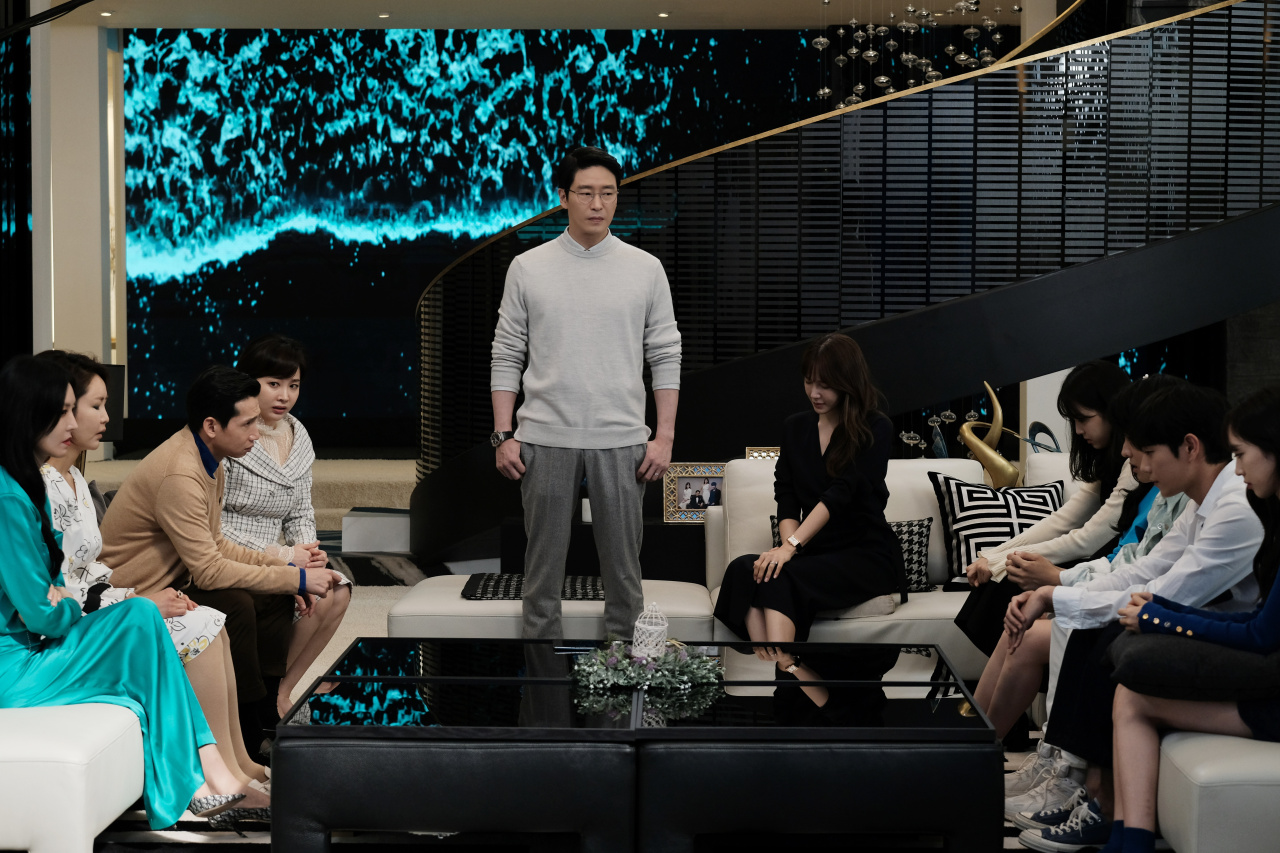 """""""The Penthouse: War in Life"""" (SBS)"""