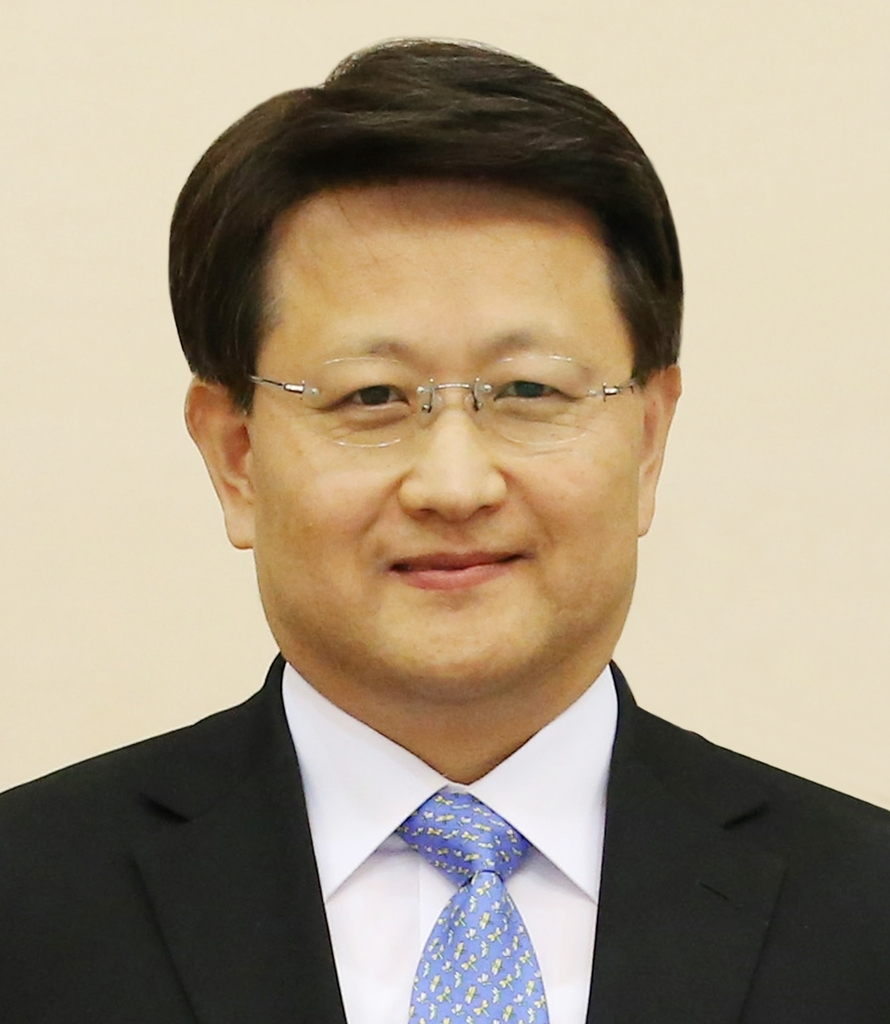 Bahk Sahng-hoon, new South Korean ambassador to Spain, is shown in this file photo. (Yonhap)