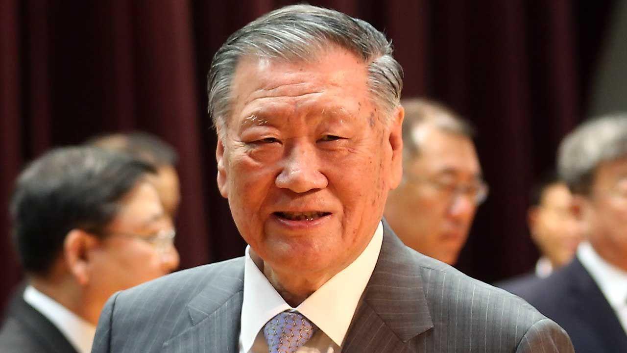 Former Hyundai Motor Group Chairman Chung Mong-koo (Yonhap)