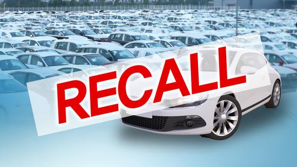 Automobile recall (Yonhap)