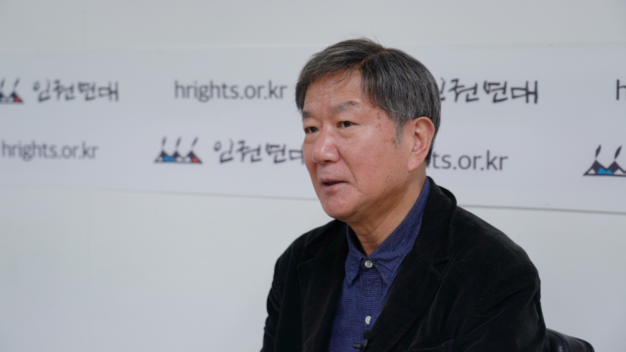 Hong Se-hwa, president of Jean Valjean Bank(Kim Hae-yeon/The Korea Herald)
