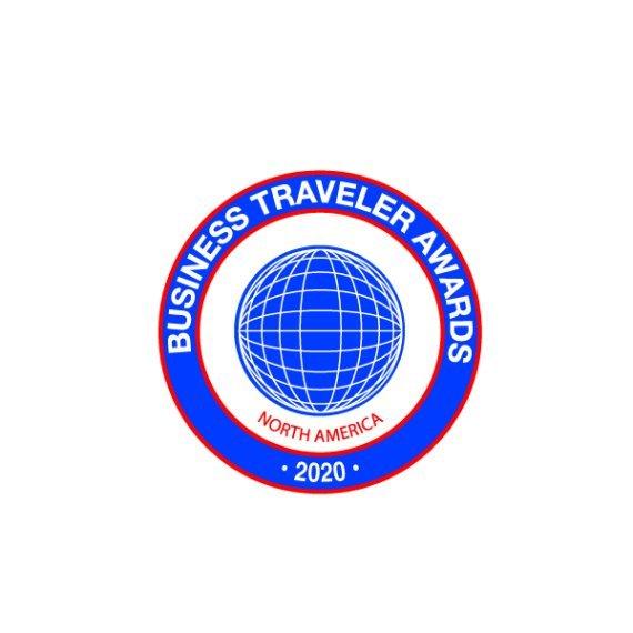 The logo of the 2020 Business Traveler Awards. (Seoul Metropolitan Government)
