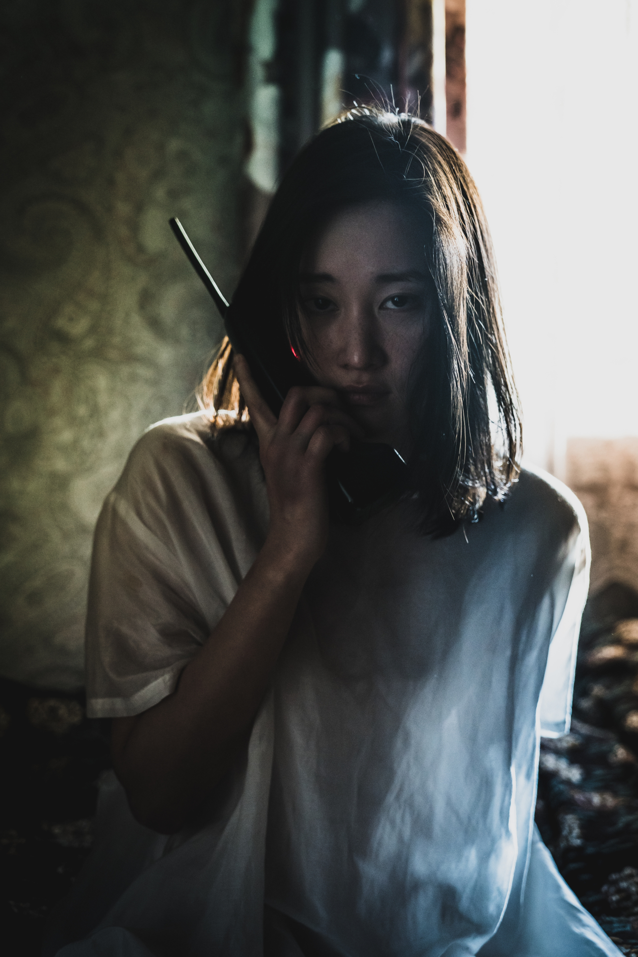 "Jeon Jong-seo stars in ""The Call,"" which was released on Netflix on Friday. (Netflix)"