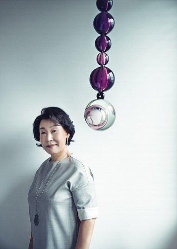 Lee Hyun-sook, founder and chairwoman of the Kukje Gallery in Seoul (Kukje Gallery)