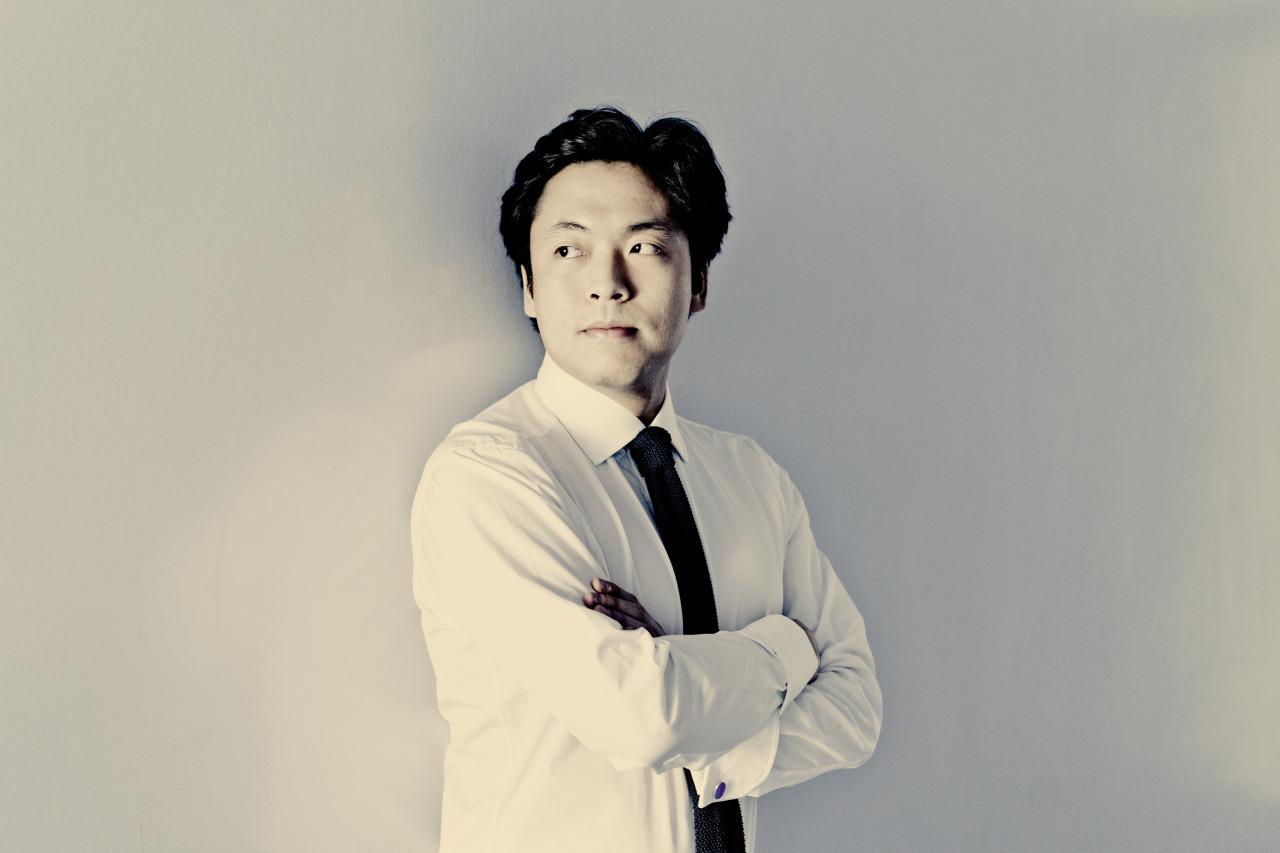 Pianist Kim Sun-wook (Vincero)