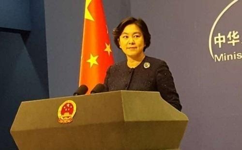China's Foreign Ministry spokeswoman Hua Chunying (Yonhap)