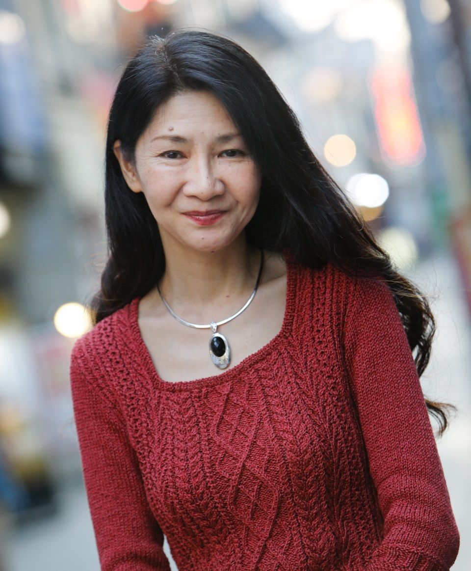 Mariko Saito, the grand prize winner of 2020 Korean Literature Translation Award (LTI Korea)