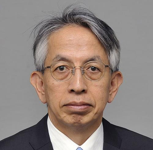 Japan's top envoy to Israel, Koichi Aiboshi, who is expected to be appointed new ambassador to South Korea. (Kyodo News)