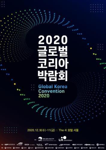 Poster of Global Korea Convention 2020 (Global Korea Convention 2020 )