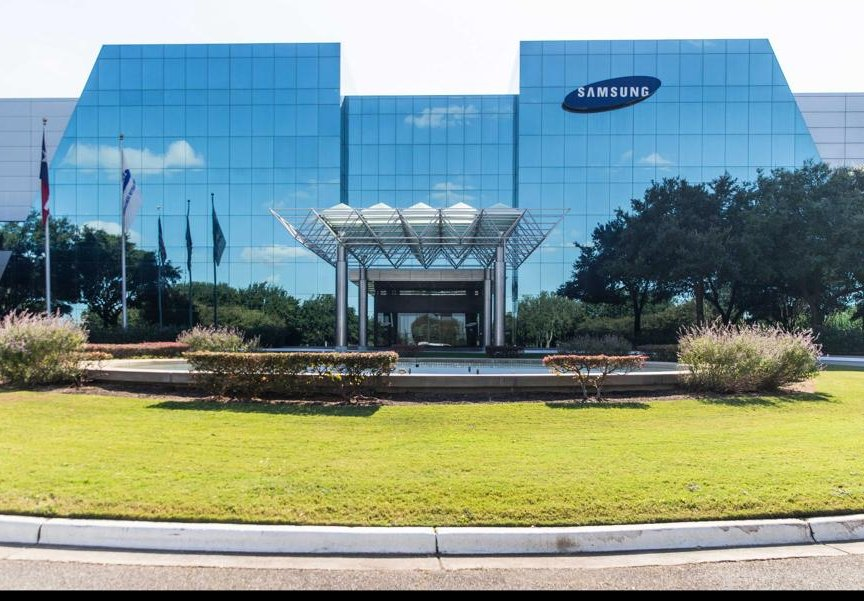 Samsung Austin Semiconductor office in Texas (Samsung Newsroom)