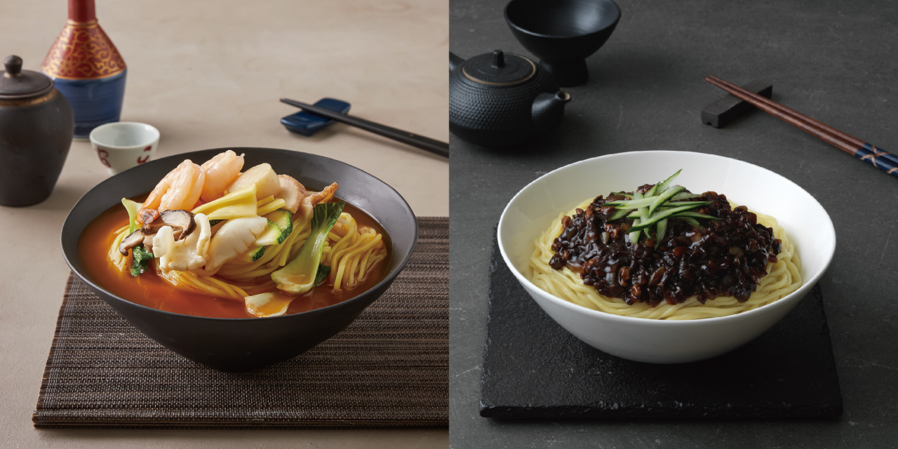 Two signature dishes of Chinese food restaurant Hogyeongjeon at Shinsegae Chosun Hotel (Shinsegae Chosun Hotel)