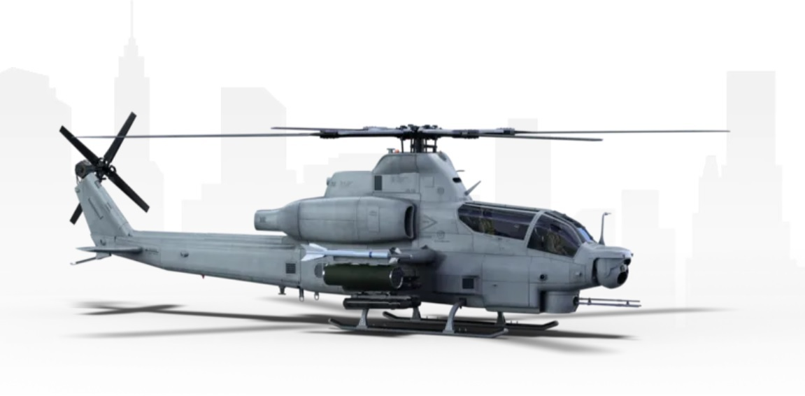 AH-1Z Viper. (Courtesy of Bell Textron)