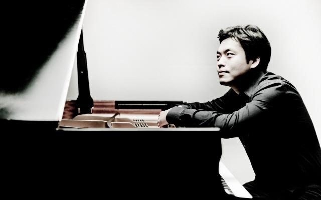 Concert pianist Kim Sun-wook (Marco Borggreve/Vincero)