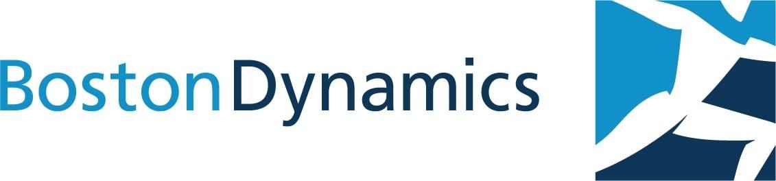 Boston Dynamics logo (Hyundai Motor Group)