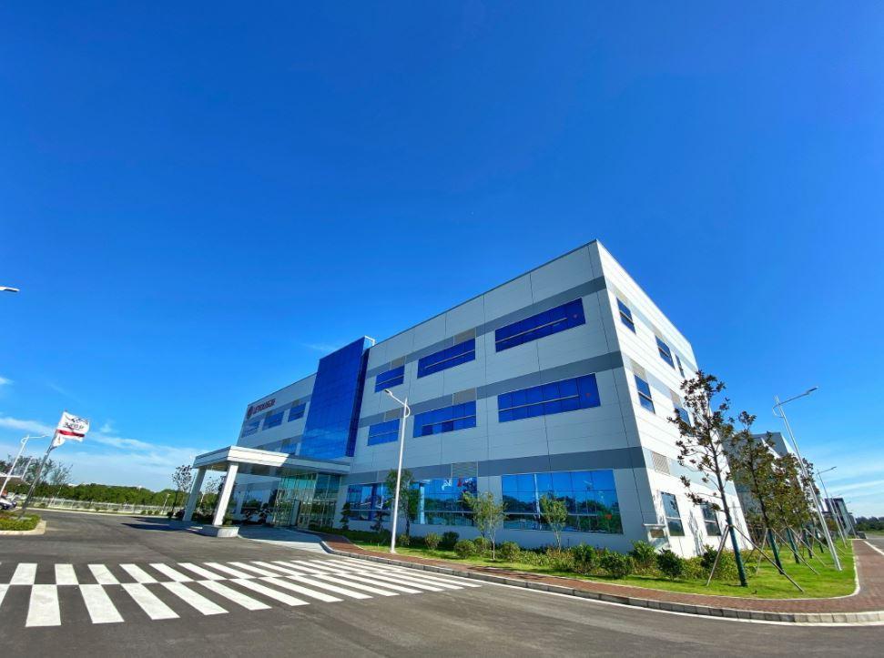 LG Chem's cathode plant in Wuxi, China (LG Chem)