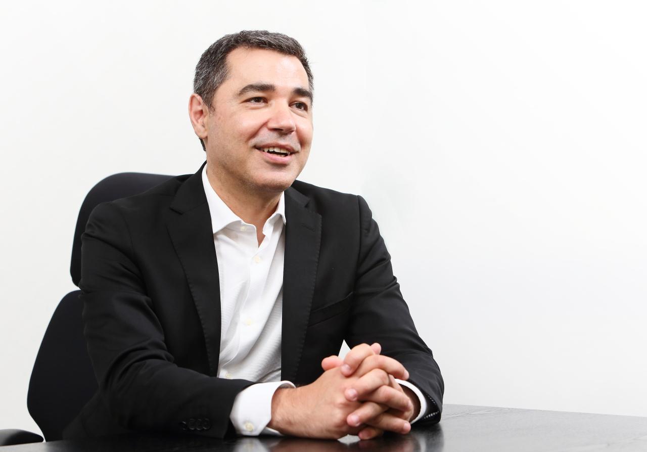 Pascal Robin, general manager of Sanofi Pasteur Korea (Sanofi Pasteur Korea)