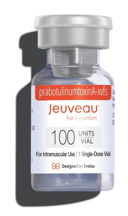 Daewoong Pharmaceutical's Nabota is sold in the US under trade name Jeuveau (Evolus)