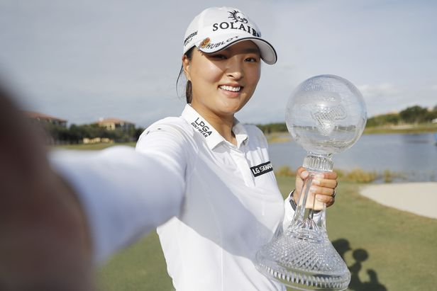 Ko Jin-young (AFP-Yonhap)