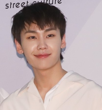 This file photo shows K-pop boy group BTOB's member Jung Il-hoon. He was referred to the prosecution in July on charges of repeatedly smoking marijuana. (Yonhap)