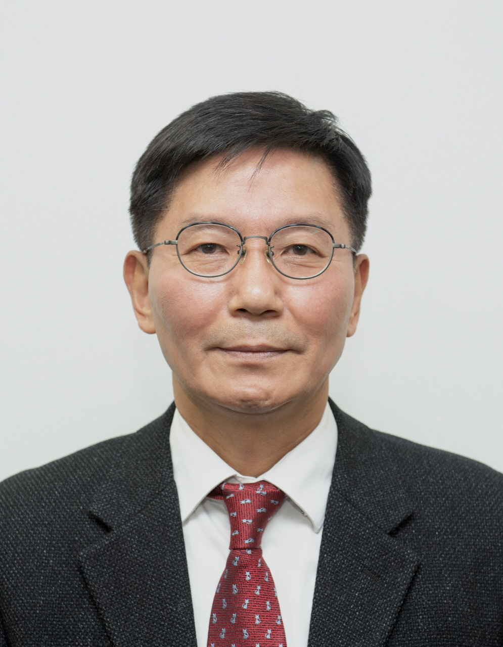 New head of the Cultural Heritage Administration Kim Hyun-mo (CHA)