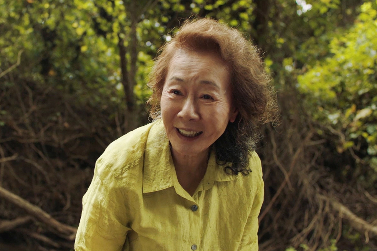 "Youn Yuh-jung appears in ""Minari"" (Pan Cinema)"