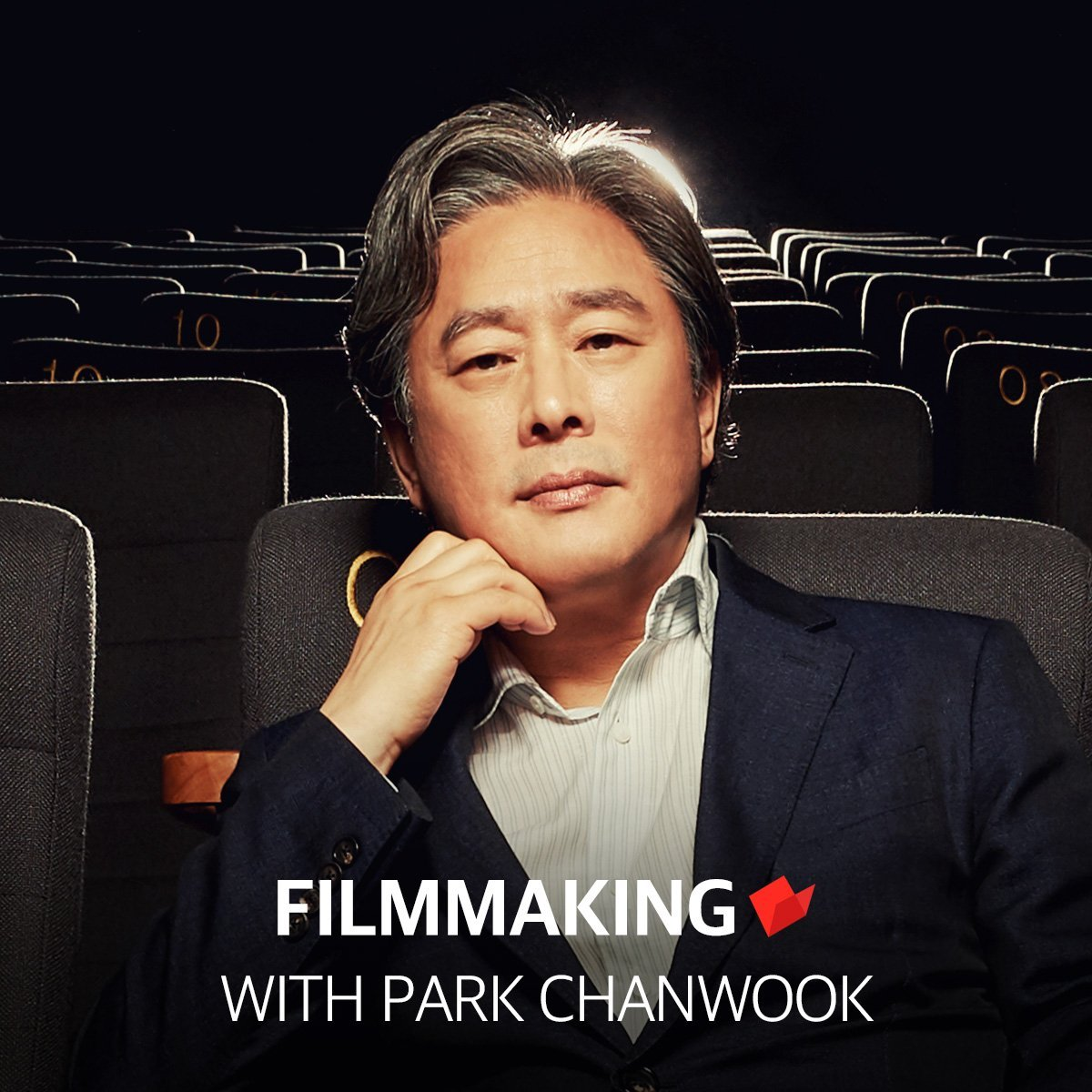 Renowned director Park Chan-wook offers filmmaking lectures on Vible. (Vible)