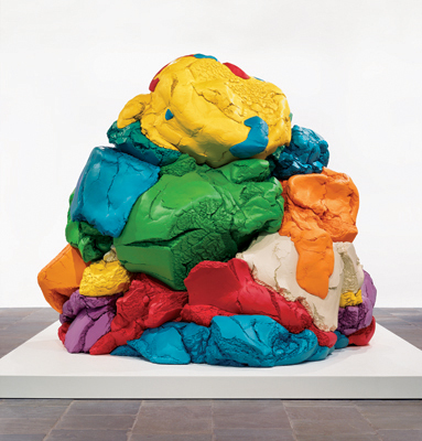 Play-Doh by Jeff Koons (Jeff Koons' website)