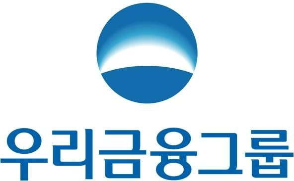 A logo of Woori Financial Group (Woori Financial Group)