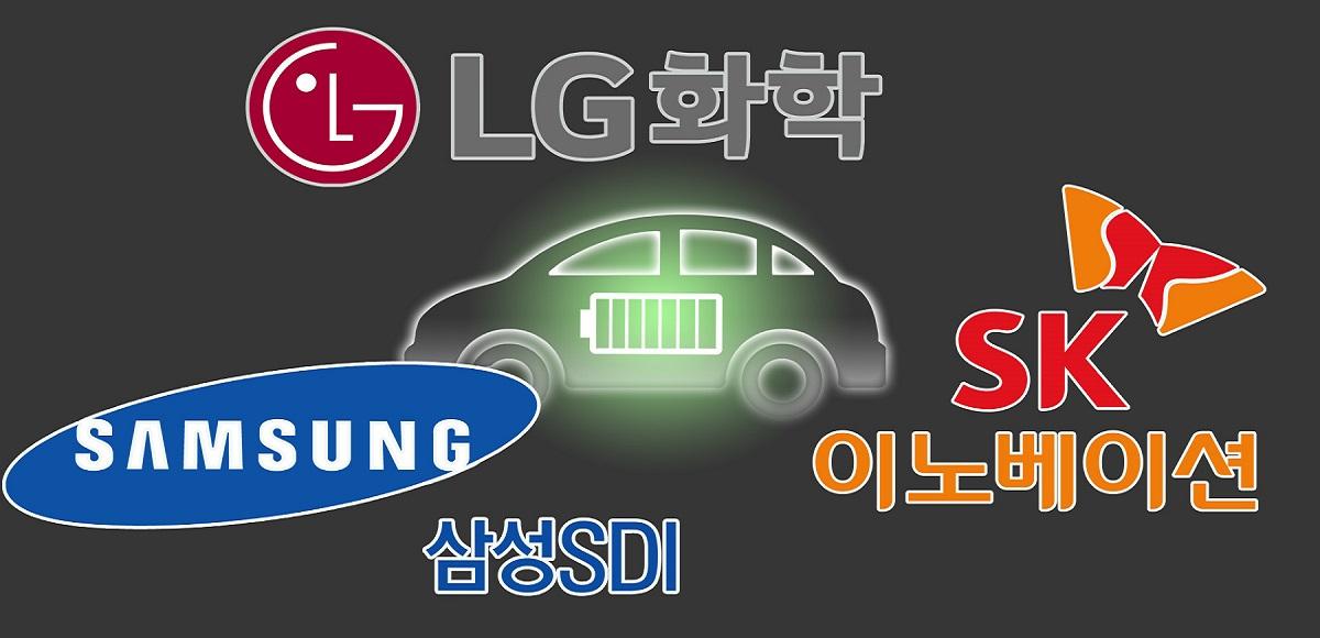 South Korea's EV battery makers (Yonhap)