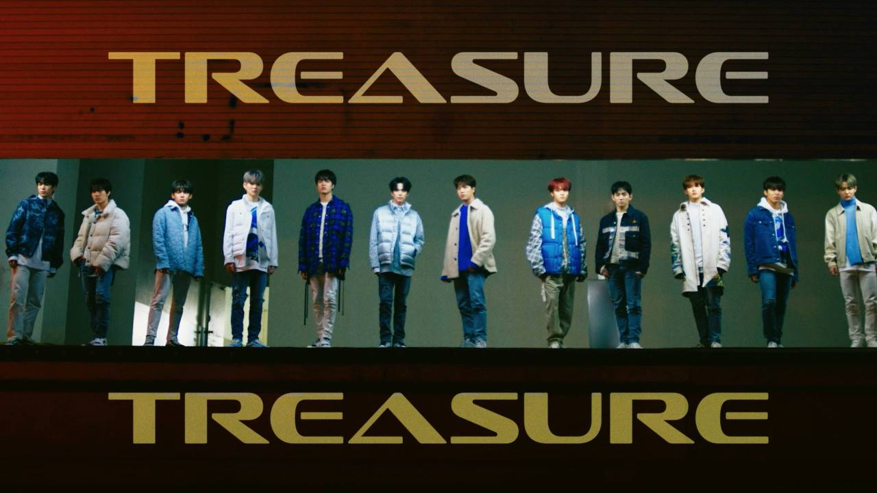 """The First Step: Treasure Effect"" teaser image (YG Entertainment)"