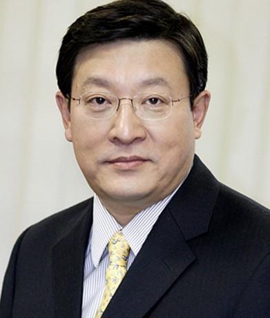 Chairman of GS Group Huh Tae-soo (GS Group)