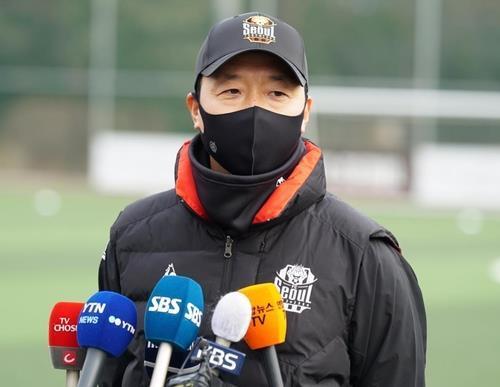 Park Jin-sup (Yonhap)