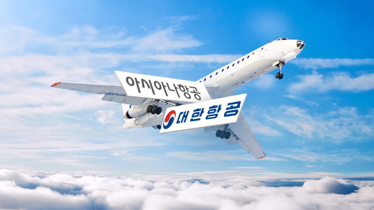 Korean Air and Asiana (Yonhap)