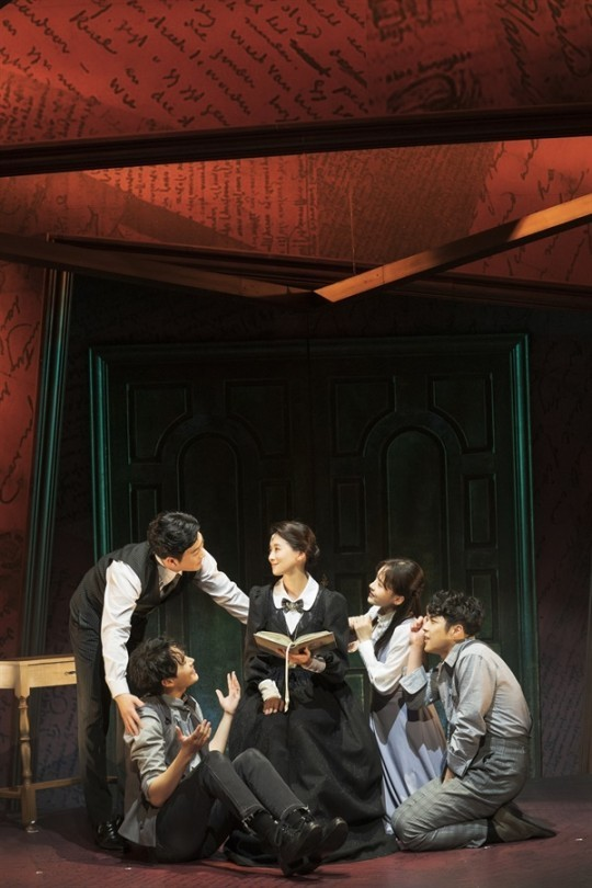 "Musical ""Black Mary Poppins"" (Comein Company)"