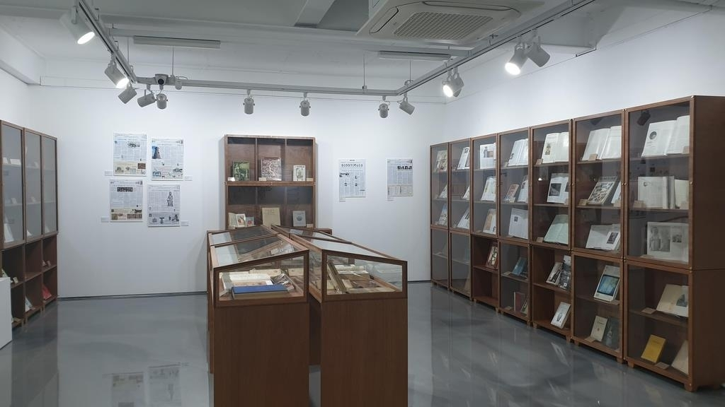This photo, provided by Kimdaljin Art Archives and Museum in central Seoul, shows the interior of the museum. (Kimdaljin Art Archives and Museum)