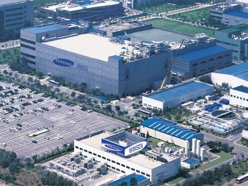 Samsung SDI`s Cheonan facility (Samsung SDI)