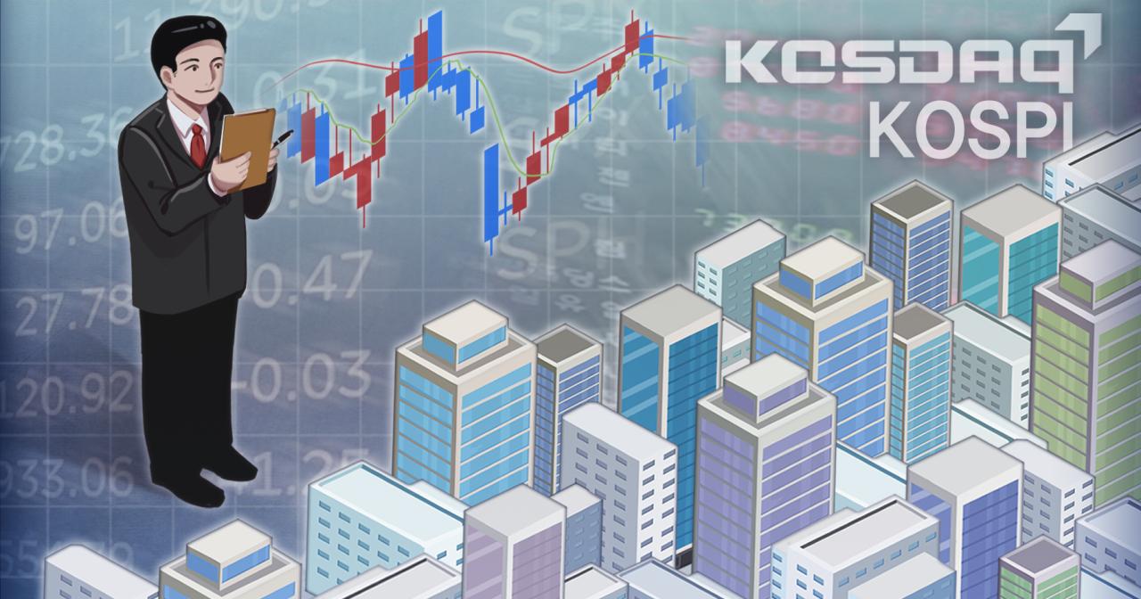 South Korean brokerage houses (Yonhap)