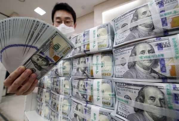 South Korea's money supply (Yonhap)