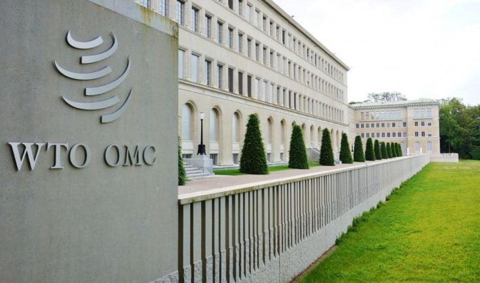 The World Trade Organization headquarters in Geneva, Switzerland. (AP-Yonhap)