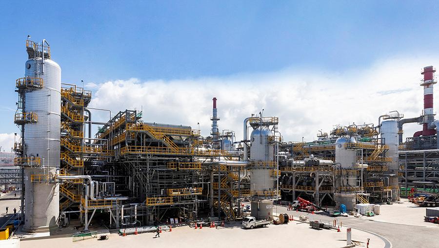 Hyundai Oilbank's plant in Daesan, South Chungcheong Province (Hyundai Oilbank)