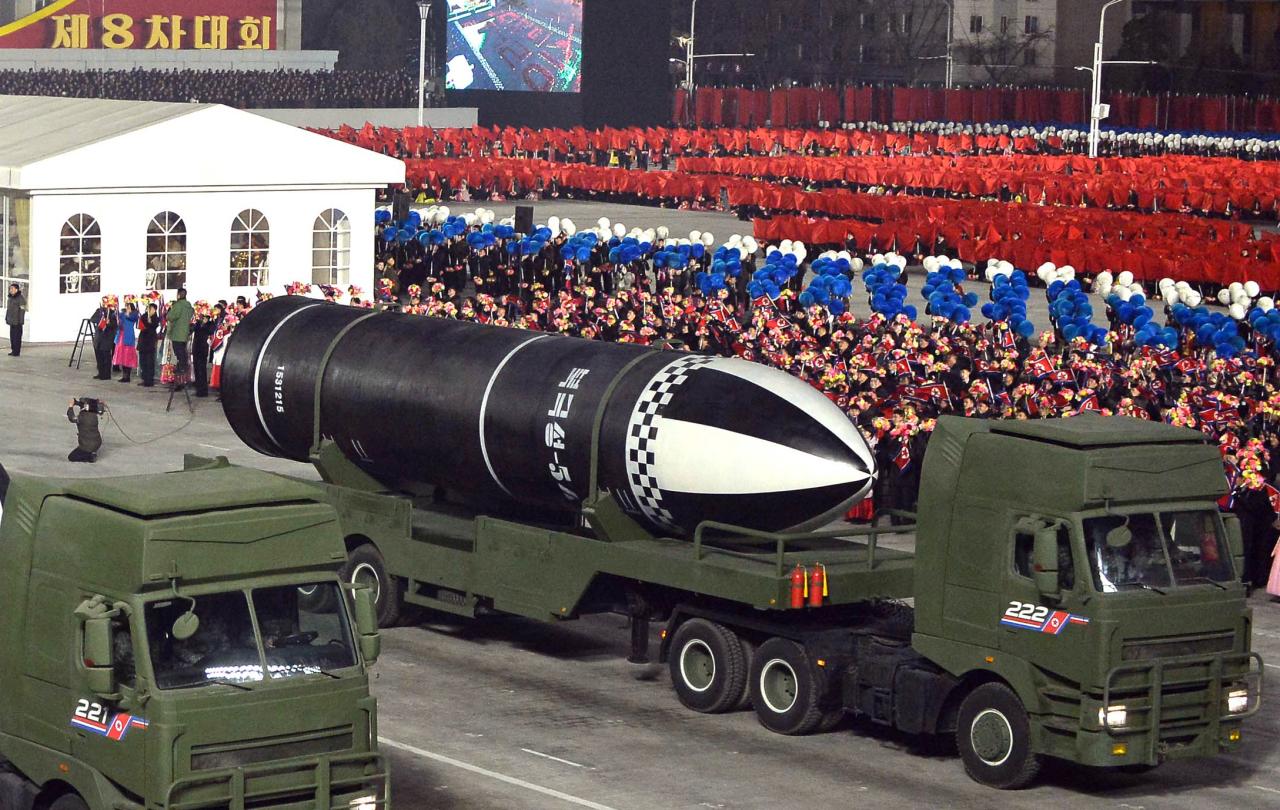 Corée du Nord: Kim Jong-un dévoile « l'arme la plus puissante du monde »