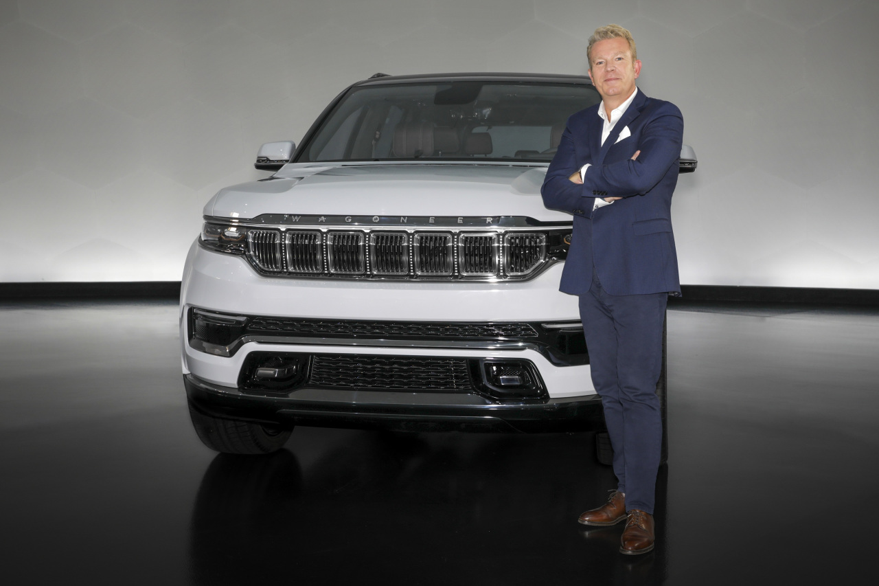 Global Jeep President Christian Meunier (FCA Korea)